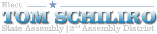 Tom Schiliro for Assembly logo